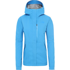 The North Face Dryzzle FutureLight Jakke Damer, clear lake blue